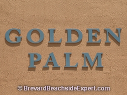 Golden Palm Condos, Indian Harbour Beach - Real Estate, For Sale, For Rent, Listings