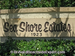 Sea Shore Estates, Indian Harbour Beach - Real Estate, For Sale, For Rent, Listings