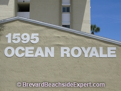 Ocean Royale Condos, Satellite Beach - Real Estate, For Sale, For Rent, Listings