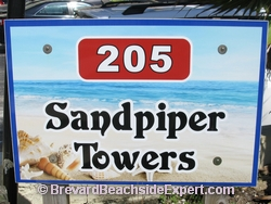 Sandpiper Towers, Satellite Beach - Real Estate, For Sale, For Rent, Listings