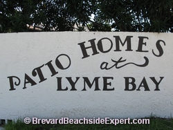Patio Homes at Lyme Bay, Indian Harbour Beach - Real Estate, For Sale, For Rent, Listings