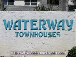 Waterway Townhouses, Satellite Beach - Real Estate, For Sale, For Rent, Listings