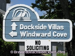 Dockside Villas, Indian Harbour Beach - Real Estate, For Sale, For Rent, Listings