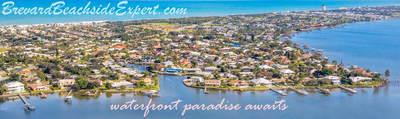 Waterfront Paradise Awaits - Brevard Beachside Expert