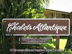 Chalets Atlantique, Indialantic, Florida - Real Estate, For Sale, For Rent, Listings