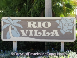 Rio Villa, Indialantic, Florida - Real Estate, For Sale, For Rent, Listings