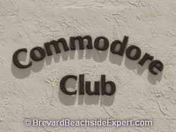 Commodore Club Condos, Indialantic - Real Estate, For Sale, For Rent, Listings