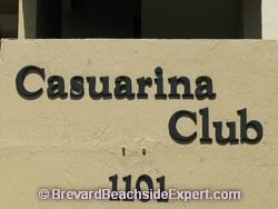 Casuarina Club Condos, Indialantic - Real Estate, For Sale, For Rent, Listings
