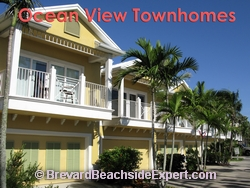 Ocean View Townhomes, Indialantic - Real Estate, For Sale, For Rent, Listings