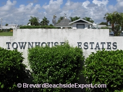 Townhouse Estates, Indian Harbour Beach - Real Estate, For Sale, For Rent, Listings