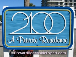2100 Towers Condos, Cocoa Beach – For Sale