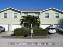 2nd Street North Towhnomes, Cocoa Beach – For Sale