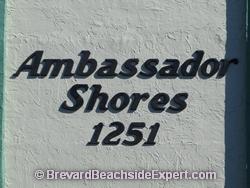Ambassador Shores Condo, Cocoa Beach – For Sale