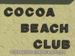 Cocoa Beach Club Condos, Cocoa Beach – For Sale