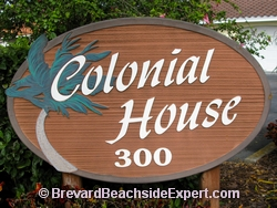 Colonial House, Cocoa Beach – For Sale
