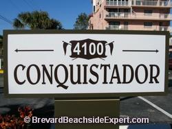 Conquistador Condo, Cocoa Beach – For Sale