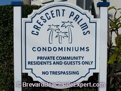 Crescent Palms Condo, Cocoa Beach – For Sale