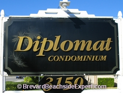 Diplomat Condos, Cocoa Beach – For Sale