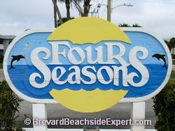 Four Seasons Condos, Cocoa Beach – For Sale