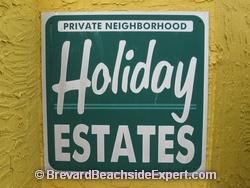 Holiday Estates, Cocoa Beach – For Sale