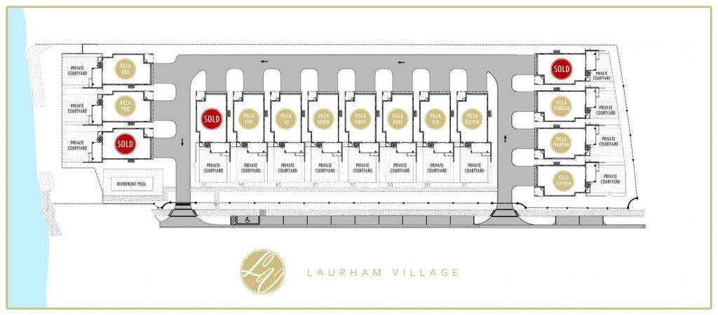 Laurham Village Cocoa Becah - Site Plan