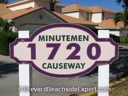 Minuteman Villas, Cocoa Beach – For Sale