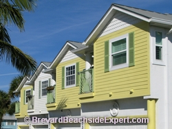 Ocean Key Townhomes, Cocoa Beach – For Sale
