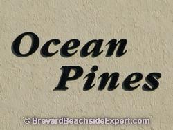 Ocean Pines Condos, Cocoa Beach – For Sale