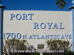 Port Royal Condos, Cocoa Beach – For Sale