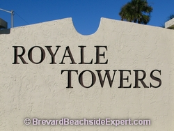 Royale Towers Condos, Cocoa Beach – For Sale