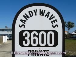Sandy Waves Condos, Cocoa Beach – For Sale