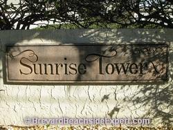 Sunrise Tower Condos, Cocoa Beach – For Sale