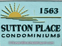 Sutton Place Condos, Cocoa Beach – For Sale