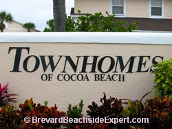 Townhomes of Cocoa Beach – For Sale
