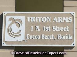 Triton Arms Condos, Cocoa Beach – For Sale