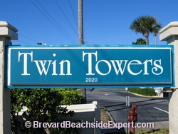 Twin Towers Condos, Cocoa Beach – For Sale