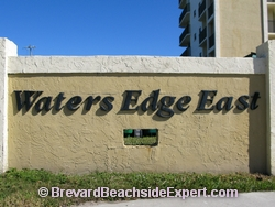 Waters Edge East Condos, Cocoa Beach – For Sale