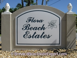 Flora Beach Estates, Indialantic - Real Estate, For Sale, For Rent, Listings