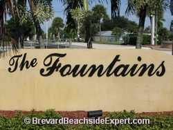 The Fountains, Satellite Beach - Real Estate, For Sale, For Rent, Listings