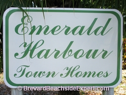 Emerald Harbour Townhomes, Satellite Beach - Real Estate, For Sale, For Rent, Listings