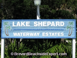 Lake Shepard Waterway Estates, Satellite Beach - Real Estate, For Sale, For Rent, Listings