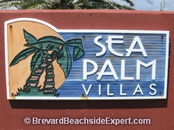 Sea Palm Villas, Satellite Beach - Real Estate, For Sale, For Rent, Listings