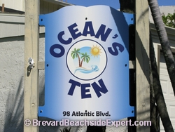 Ocean's Ten, Indian Harbour Beach - Real Estate, For Sale, For Rent, Listings