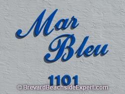 Mar Bleu Condos, Cocoa Beach - For Sale