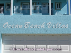Ocean Beach Villas, Cocoa Beach - For Sale